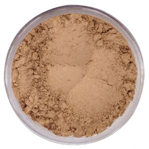 SHEER MINERAL FOUNDATION  REFILL 6g WARM SAND FULL COVER